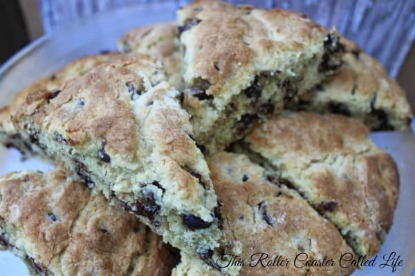 Chocolate Chip Scones Final