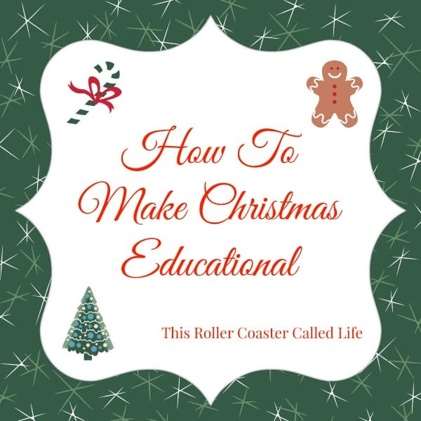 How to Make Christmas Educational