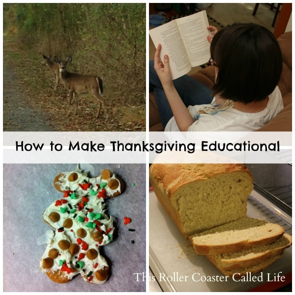 How to Make Thanksgiving Educational
