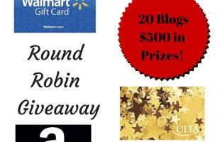 November Round Robin Giveaway