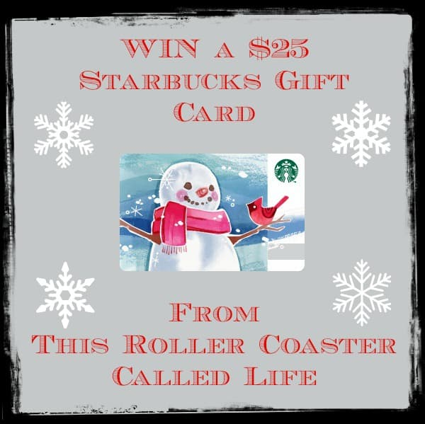 Starbucks Gift Card Graphic