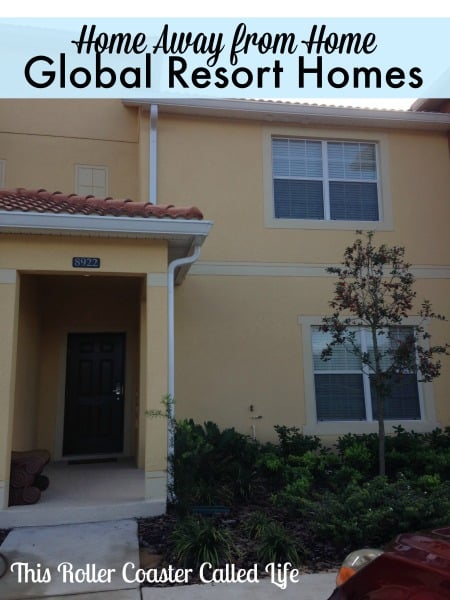 Our Home Away from Home with Global Resort Homes