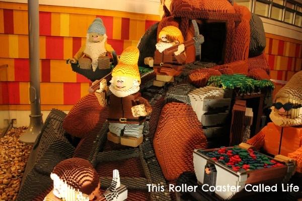 Lego Seven Dwarfs Mine