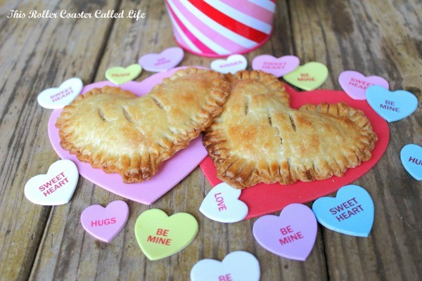 Peanut Butter Chocolate Hand Pies 2