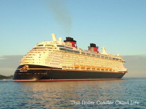 Disney Cruise Line Fantasy Jetty Park