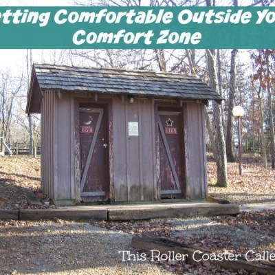 Getting Comfortable Outside Your Comfort Zone