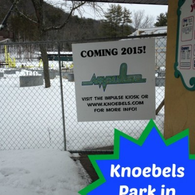 Knoebels Park in Winter
