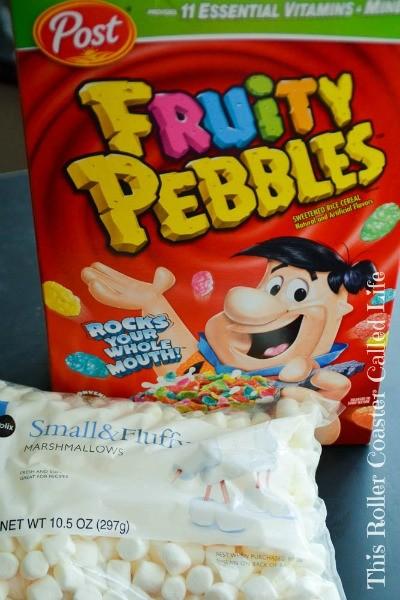 Rainbow Treats Ingredients