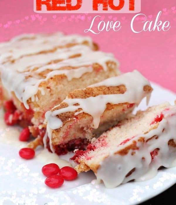 Red Hot Love Cake