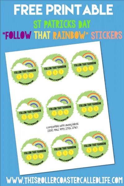 Follow-That-Rainbow-Stickers-Pinterest