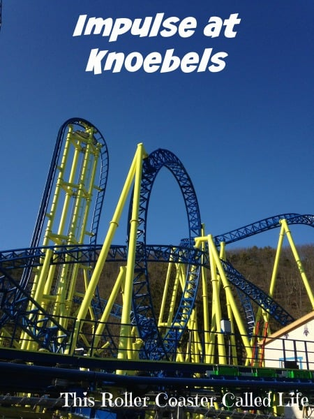 Knoebels Impulse – The Birth of a Roller Coaster