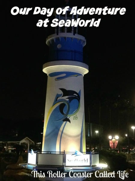 Our Day at SeaWorld Orlando