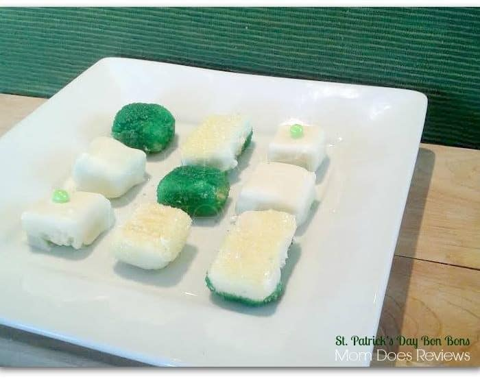 St. Patrick's Day Bon Bons