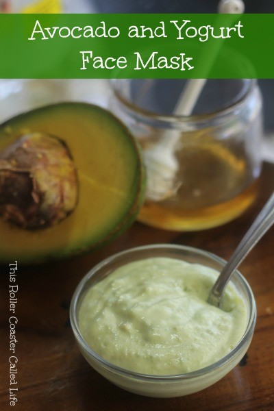 Avocado and Yogurt Face Mask