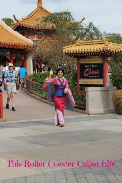 Mulan in China