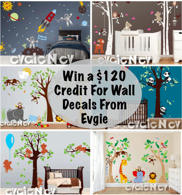 Evgie Wall Decals  @Evgie