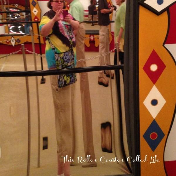 Fun House Mirror Fun