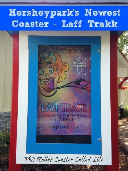 Laff Trakk at Hersheypark