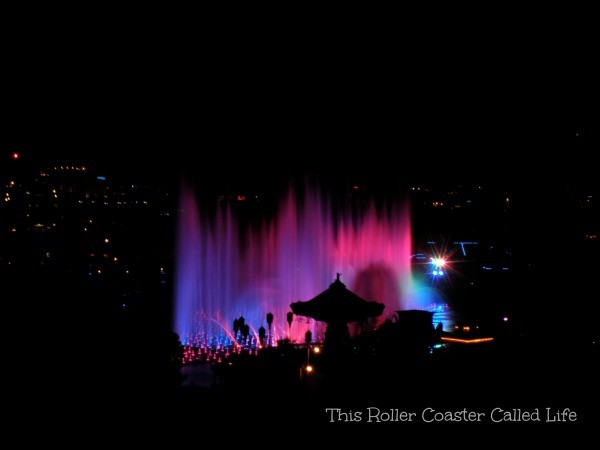Paradise Pier Hotel Premium View World of Color