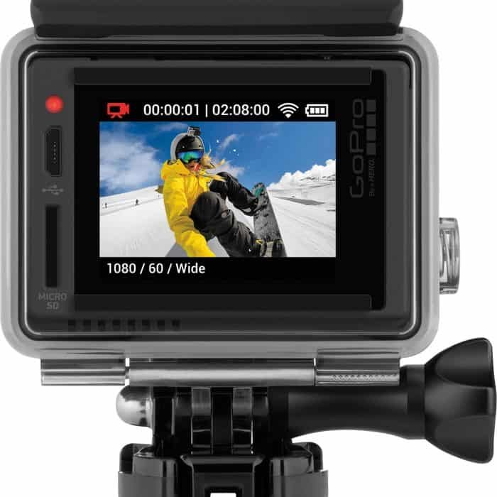 See the GoPro HERO+ LCD at Best Buy #Ad #GoProatBestBuy @BestBuy