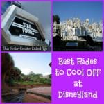 Best Rides to Cool Off at Disneyland