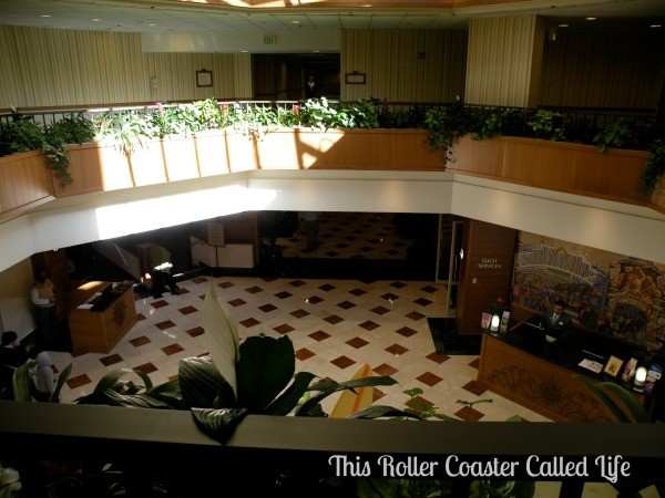 Disney Paradise Pier Hotel Beach Comber Club