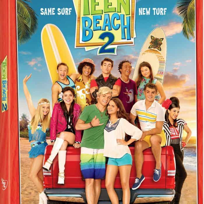 Teen Beach 2 DVD Review