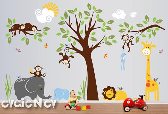 Evgie Wall Decals Twitter Party And Giveaway This Roller