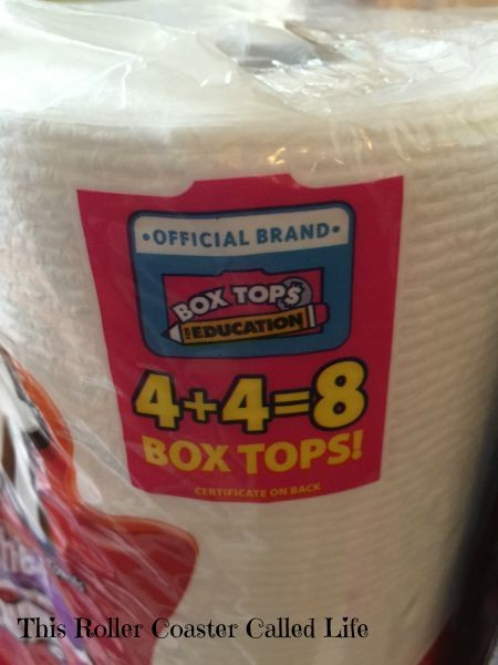 Back to School Double Box Tops