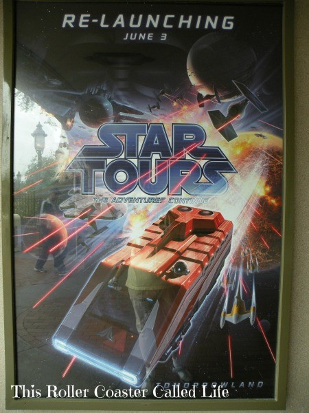 Star Tours The Adventure Continues Relaunch