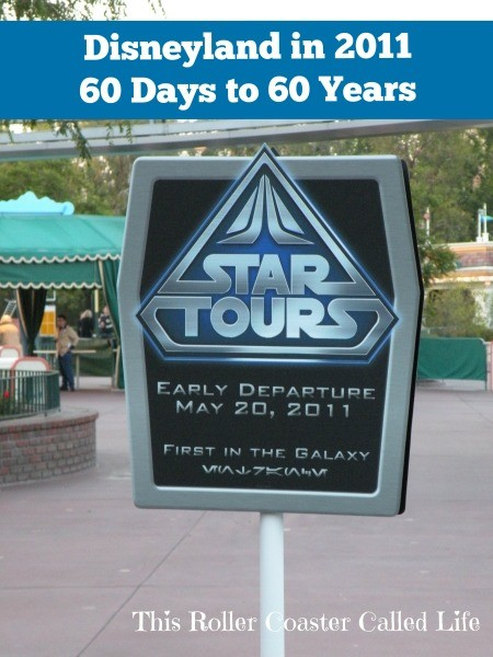 Disneyland Star Tours