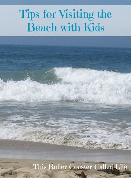 Tips for Visiting the Beach with Kids