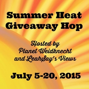 Summer Heat Giveaway Hop