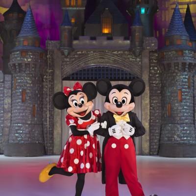 Disney On Ice celebrates 100 Years of Magic  @DisneyOnIce #HersheyPA