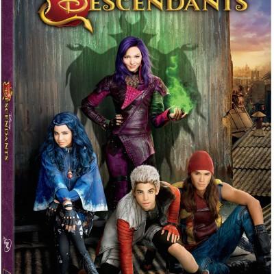Disney Descendants DVD Review