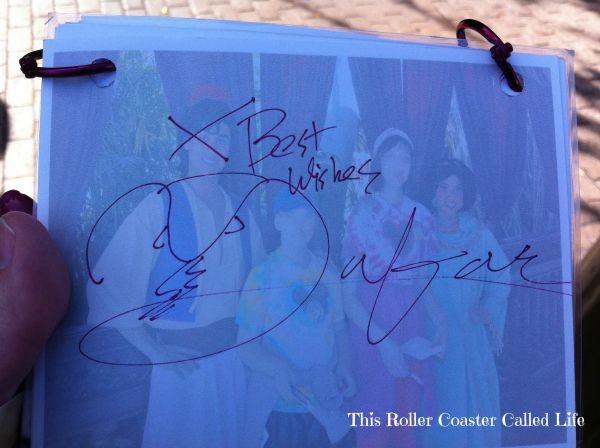 Jafar Autograph