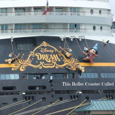 Our Disney Cruise – Day 2