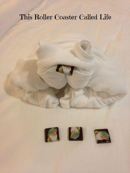 Disney Dream Towel Animal Frog