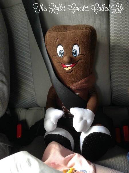 Bring Stuffed Friends