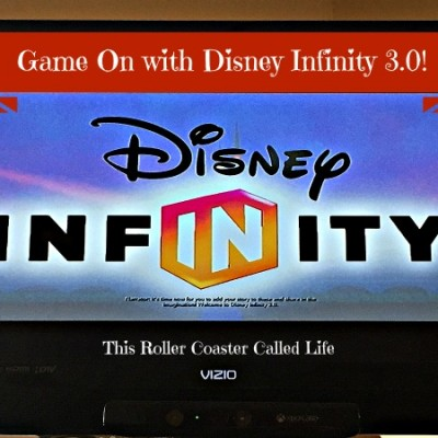 Game On with Disney Infinity 3.0