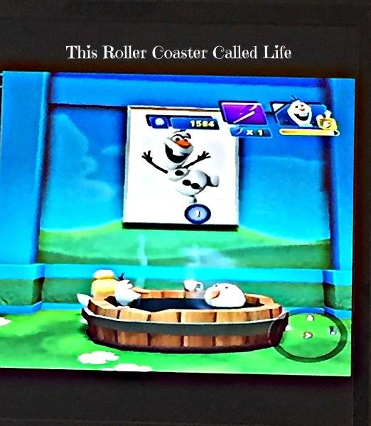 INteriors Olaf Hot Tub