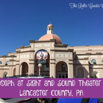 Sight & Sound Theatre in Lancaster County, PA