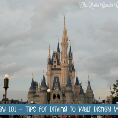 Disney 101 – Tips for Driving to Walt Disney World
