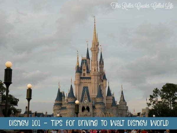 Disney 101 – Tips for Driving to Walt Disney World
