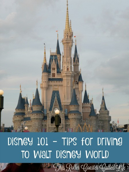 Tips for Driving to Walt Disney World