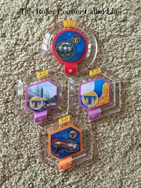 Tomorrowland Power Discs