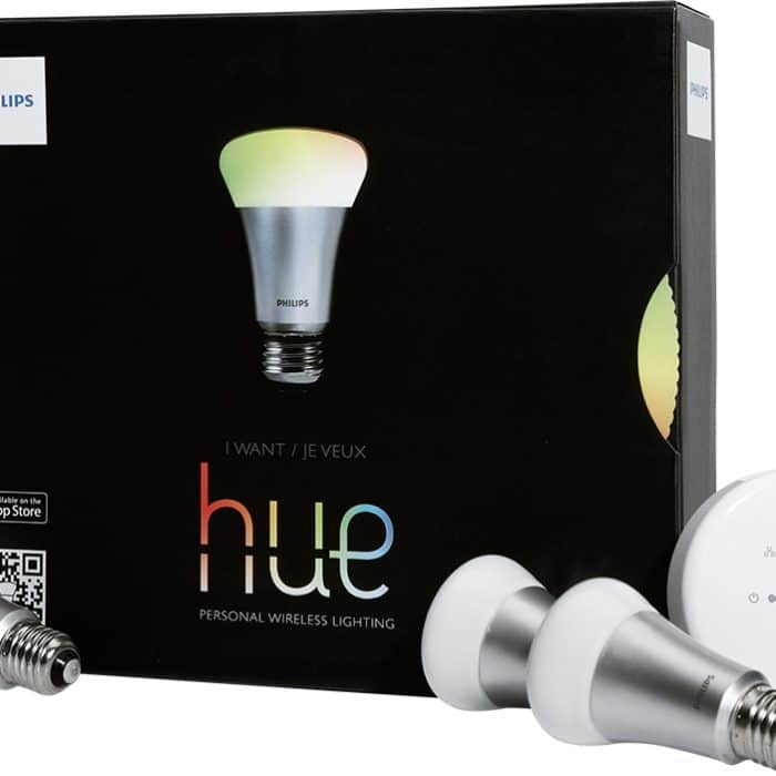 Show Your Personality with Phillips Hue – #BBYConnectedHome