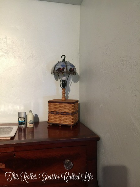 Amish Battery Operated Lamp