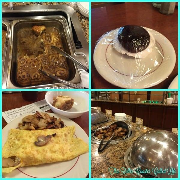 Hershey Farm Restaurant and Inn Breakfast