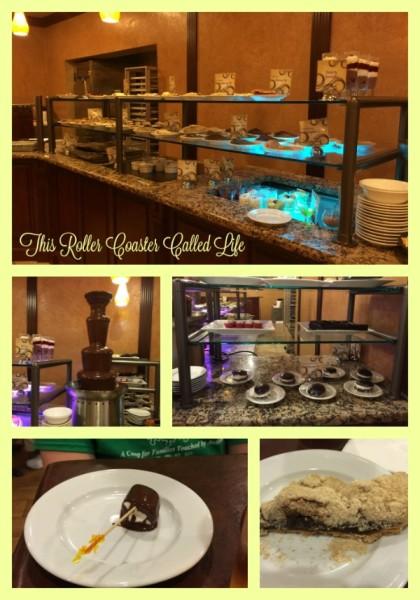 Hershey Farm Restaurant and Inn Desserts